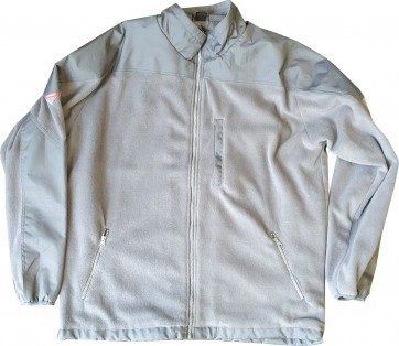 1190-925 Grey Fleece Jacket - Discontinued