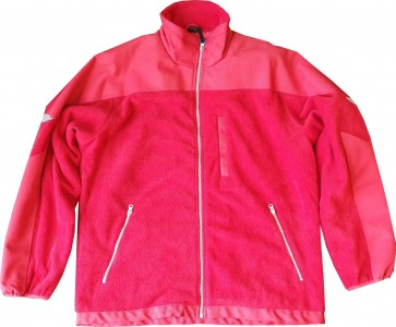 1190-925 Red Fleece Jacket - Discontinued