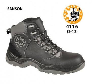 4116 Sanson Non-Metallic Safety Boot