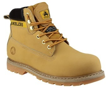 FS7 Honey Welted Boot