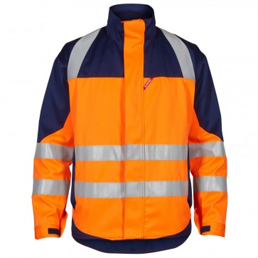 1285-830 Safety+ EN ISO 20471 Multinorm Inherent Jacket