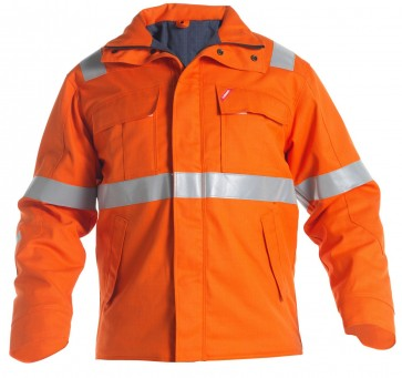 R1934-820 Safety+ Multinorm Winter Jacket with Reflectors
