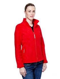 UC607 Ladies Classic Full Zip Fleece Jacket