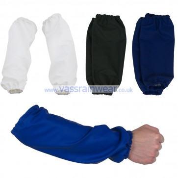 VA350-11 Vass-Tex 350 Waterproof Armlets with Elasticated Hems