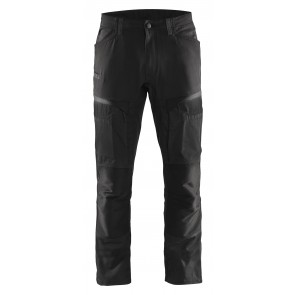 Blaklader 1456 Service Trousers with Stretch