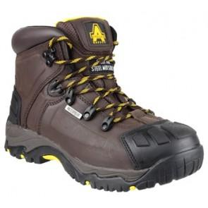 FS39 Bump Cap Toe Boot