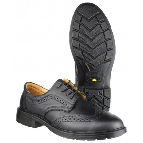 FS44 4 Eyelet Brogue Shoe