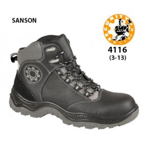4116 Sanson Non-Metallic Safety Boot