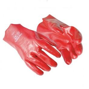 PW077 PVC gauntlet glove (A435)