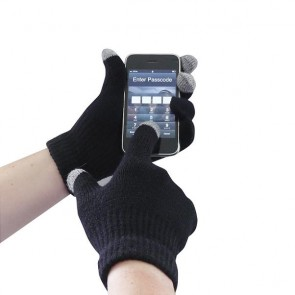 PW084 Touch screen knit glove (GL16)
