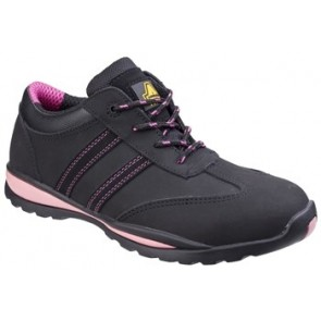 FS47 Ladies Leather Trainer