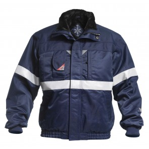 1211-912 Enterprise Pilot Jacket with Reflectors