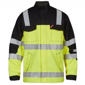 1445-106 Safety+ Arc Jacket Class 2 EN ISO 20471
