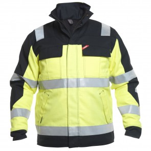1935-820 Safety+ EN ISO 20471 Multinorm Winter Jacket