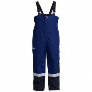 3820-820 Safety+Winter Bib Overall