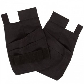 9049-119 Hanging Tool Pockets W/ Strap-Black