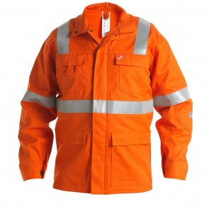 R1234-820 Safety+ Multinorm Jacket with Reflectors