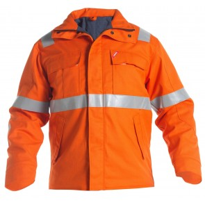 R1934-820 Safety+ Winter Jacket W/Ref