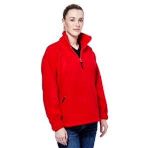 UC602 Premium 1/4 Zip Micro Fleece Jacket