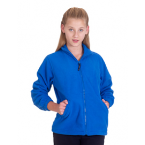 UC603 Childrens Full Zip Fleece Jacket