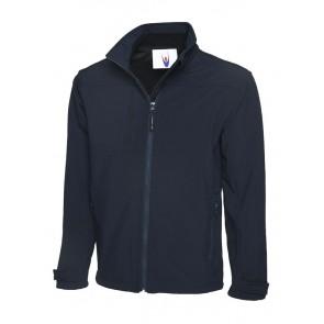UC611 Premium Full Zip Soft Shell Jacket