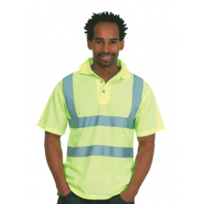 UC805 High-Viz Polo Shirt