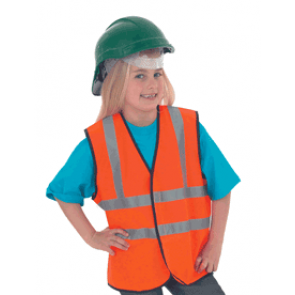 UC806 Childrens High-Viz Waist Coat