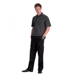 UC904 Cargo Trousers With Knee Pads