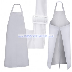 VA350-03 Vass-Tex 350 Waterproof Apron with Adjustable Neck Strap