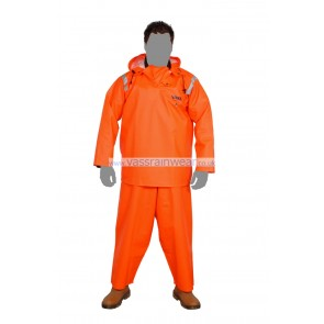 VC58-17 Vass-Tex 550 Series Heavy Duty Smock with Hood