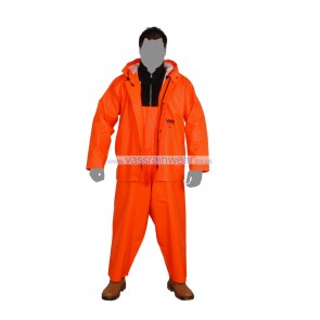 VC58-20 Vass-Tex 550 Series Heavy Duty Jacket with Hood